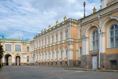 Moskwa, Uroczysty Kremlowski pałac obraz stock