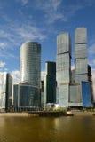 Moskwa zawody międzynarodowi centrum biznesu Zdjęcie Stock