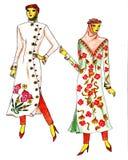 Moslem S Fashion Stock Photo
