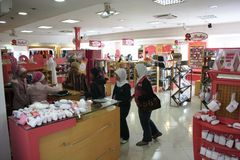 Moslem store Stock Images