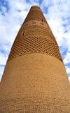 Moslem tower royalty free stock photo