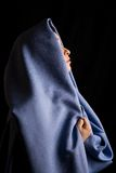 Moslem woman Stock Photo
