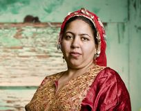 Moslemische Frau Lizenzfreies Stockbild