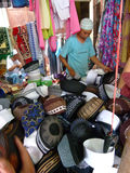 Moslemische Hüte lizenzfreie stockbilder