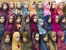 Moslemische Kleidung Lizenzfreies Stockbild