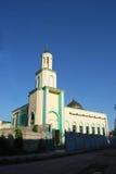 Moslemische Moschee Stockfoto