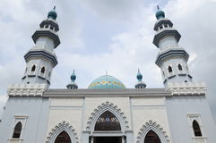 Moslemische Moschee Indiens in Klang Lizenzfreie Stockfotografie