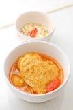 Moslemischer Curry mit Huhn Lizenzfreie Stockbilder