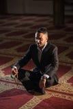 Moslemisches Beten Stockbilder