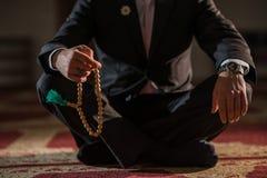 Moslemisches Beten Lizenzfreies Stockbild