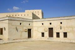 Moslemisches Dorf Stockbilder
