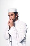 Moslemisches Gebet Stockfotos