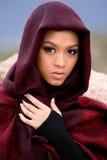 Moslemisches Mädchen Stockbild
