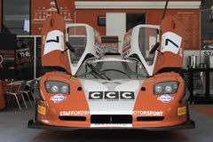 Mosler GT cup championship car Royalty Free Stock Images