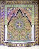 Moslim bidt punt Royalty-vrije Stock Afbeelding