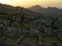 Moslim cmentarz Zdjęcie Royalty Free