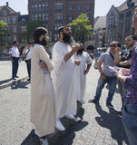 Moslim Fundamentalisten Royalty-vrije Stock Foto