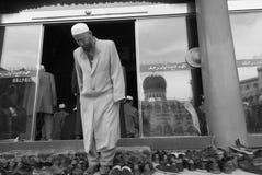Moslim gebed Royalty-vrije Stock Afbeelding