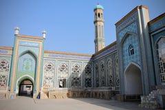 Moslim moskee Royalty-vrije Stock Foto's