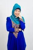 Moslim vrouwen Royalty-vrije Stock Afbeeldingen