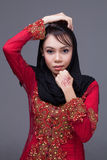 Moslimmeisje Royalty-vrije Stock Fotografie