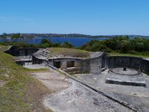 Mosman fortress Royalty Free Stock Image