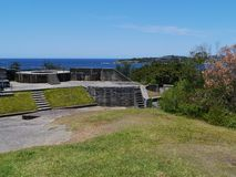 Mosman fortress Stock Photography