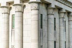Mosoleum Eqyptian style Stock Images