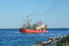 Mosqe Красным Морем Стоковое Изображение RF