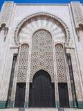 Mosqué Hassan 2 royalty-vrije stock afbeeldingen