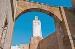 Mosquée à EL-Jadida, Maroc Photos stock