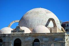 Mosquée 04 de Chania images libres de droits