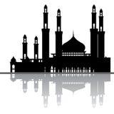 mosquée illustration de vecteur