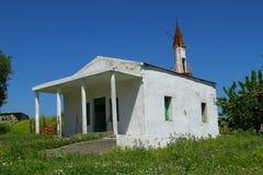 Mosquée abandonnée Photos libres de droits