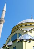 mosquée abstraite Photographie stock libre de droits
