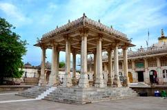 Mosquée Ahmedabad de roza de Sarkhej images libres de droits