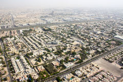 Mosquée arabe chez Jumeirah Photographie stock libre de droits