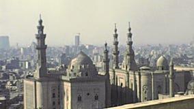 Mosquée archivistique de Muhammad Ali banque de vidéos