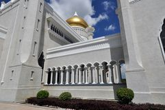 Mosquée au Brunei Photos stock