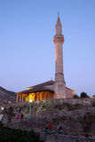 Mosquée au crépuscule Image stock
