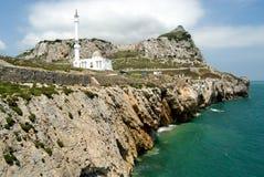 Mosquée au Gibraltar Image libre de droits