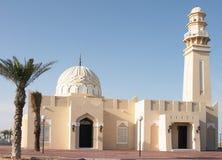 Mosquée au Qatar Photographie stock