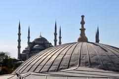 mosquée bleue Photo stock