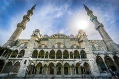 Mosquée bleue d'Istanbul Images stock