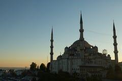Mosquée (bleue) de Sultan Ahmet photographie stock