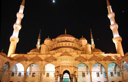 Mosquée bleue Istanbul Images stock