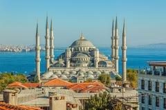 Mosquée bleue Istanbul Photo stock