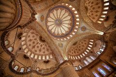 Mosquée bleue Istanbul Photo stock