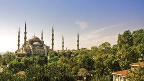 Mosquée bleue, Istanbul Photos stock