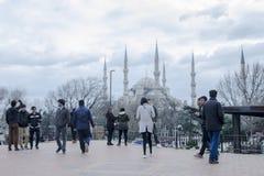 Mosquée bleue Istanbul Photos libres de droits